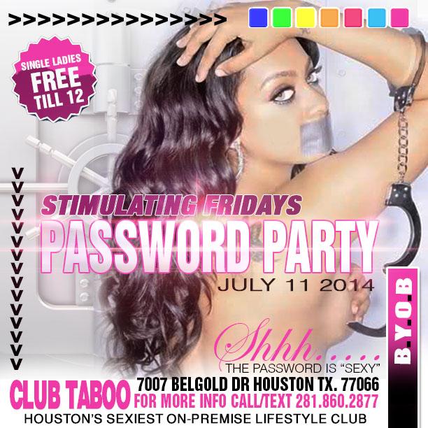 taboo swinger club